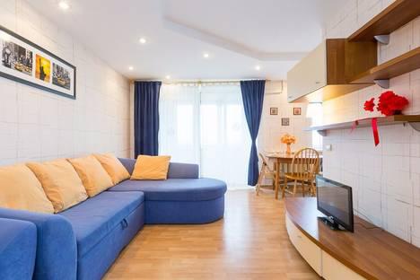 Сдается 1-комнатная квартира посуточно в Подольске, Красногвардейский бульвар д.15А.
