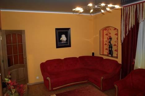 Сдается 1-комнатная квартира посуточнов Новоотрадном, ул. Орджоникидзе35/5.