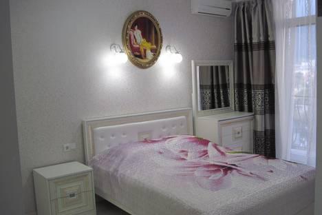 Сдается 1-комнатная квартира посуточнов Геленджике, Приморская улица 7а.