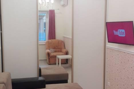 Сдается 1-комнатная квартира посуточно в Одессе, Одесская область,улица Ришельевская 54.