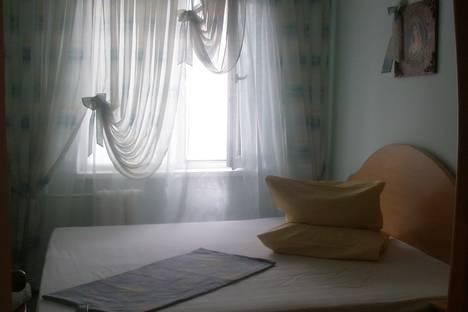 Сдается 4-комнатная квартира посуточнов Павлодаре, улица Академика Сатпаева 27.