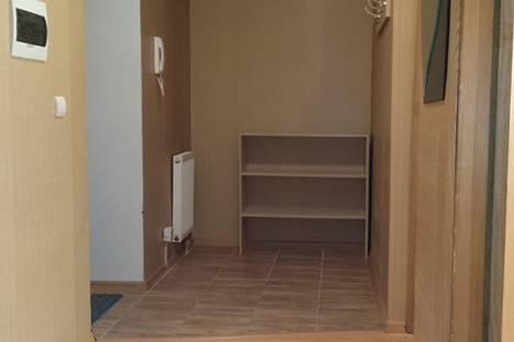 Сдается 1-комнатная квартира посуточнов Калининграде, улица Баженова, 13.