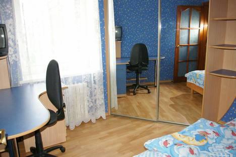 Сдается 3-комнатная квартира посуточнов Пинске, проспект Жолтовского ,дом 11.