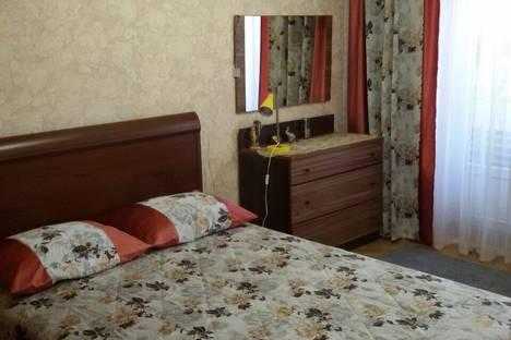 Сдается 2-комнатная квартира посуточнов Витязеве, ул. Крымская, 179.