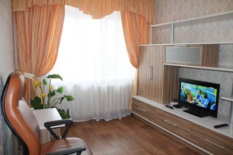 Сдается 1-комнатная квартира посуточно в Кирове, ул. Сурикова, 52.