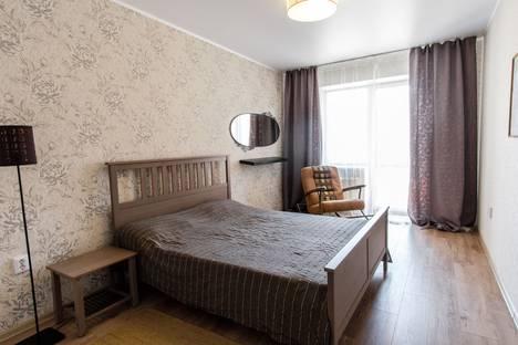Сдается 2-комнатная квартира посуточно в Оренбурге, Пролетарская улица, 288/2.