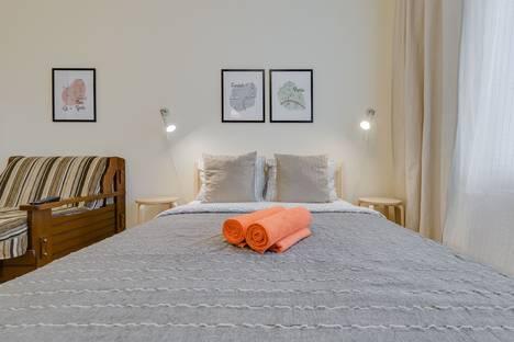 Сдается 1-комнатная квартира посуточно, Привокзальная площадь дом 3 корпус 1.