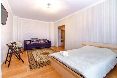 Сдается 1-комнатная квартира посуточно в Астане, Орынбор 19.