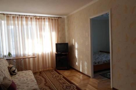 Сдается 2-комнатная квартира посуточно в Кисловодске, проспект Мира, 5.