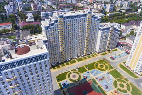 Сдается 2-комнатная квартира посуточнов Краснодаре, Красная улица 176 лит 5/1.
