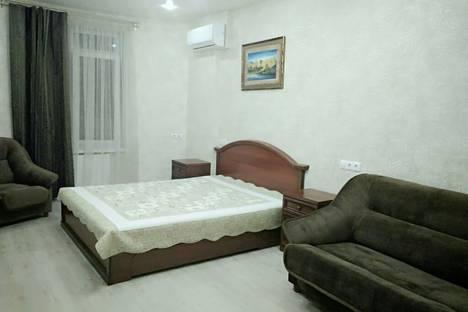 Сдается 1-комнатная квартира посуточнов Краснодаре, ул. 9 Мая 48/1.