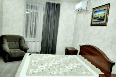 Сдается 1-комнатная квартира посуточнов Яблоновском, ул. 9 Мая 48/1.