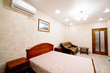 Сдается 1-комнатная квартира посуточно в Краснодаре, ул. 9 Мая 48/1.