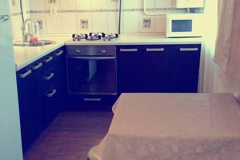 Сдается 1-комнатная квартира посуточнов Уфе, проспект Октября, 44/1.