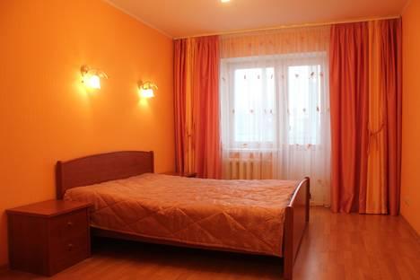 Сдается 3-комнатная квартира посуточно в Дивееве, ул. Строителей 1 А.