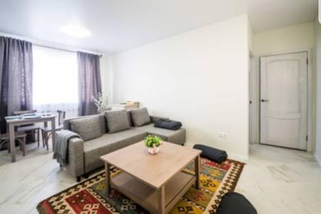 Сдается 3-комнатная квартира посуточнов Казани, ул. Бондаренко,23.