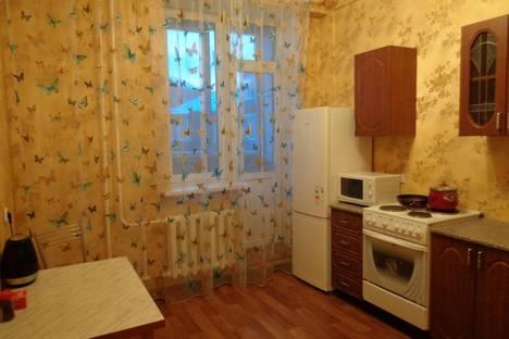 Сдается 1-комнатная квартира посуточно в Иркутске, улица Лермонтова, 81/9.