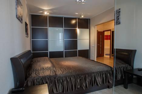 Сдается 1-комнатная квартира посуточно в Красноярске, улица Водопьянова, 15А.