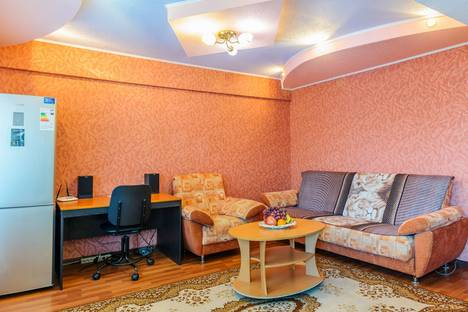 Сдается 2-комнатная квартира посуточно в Воркуте, бульвар Пищевиков, 2.