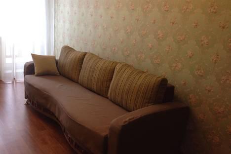 Сдается 1-комнатная квартира посуточнов Санкт-Петербурге, улица Михаила Дудина 10.