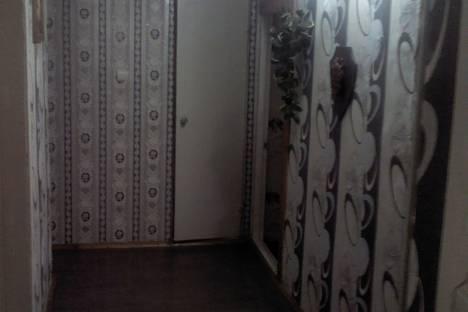 Сдается 2-комнатная квартира посуточнов Ижевске, улица Ворошилова, 42.