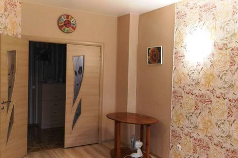 Сдается 1-комнатная квартира посуточнов Екатеринбурге, Селькоровская улица, 34.