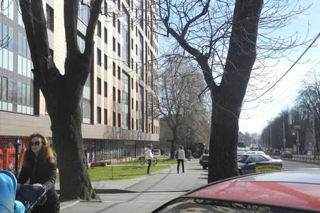 Сдается 1-комнатная квартира посуточнов Калининграде, ул. Горького дом 96.