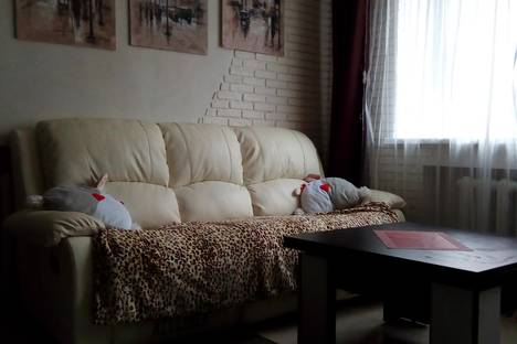Сдается 2-комнатная квартира посуточно в Мозыре, Ленинская, 22.