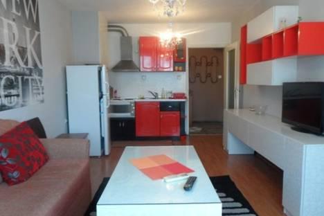 """Сдается 2-комнатная квартира посуточно в Бургасе, Bulgaria, Burgas, ulitsa """"Tsar Simeon I""""47."""