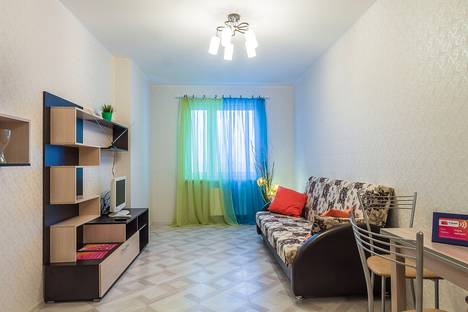 Сдается 2-комнатная квартира посуточно в Петрозаводске, Энтузиастов 15.