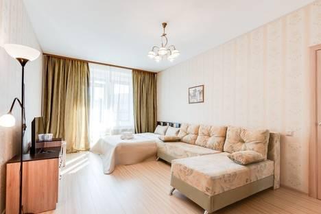 Сдается 1-комнатная квартира посуточнов Санкт-Петербурге, Полтавский проезд 2а.