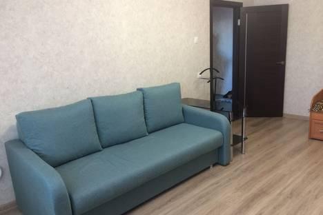 Сдается 1-комнатная квартира посуточнов Казани, Чатаева 42.