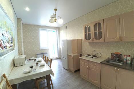 Сдается 1-комнатная квартира посуточнов Казани, улица Юлиуса Фучика, 14в.