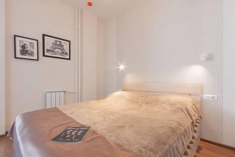 Сдается 1-комнатная квартира посуточнов Екатеринбурге, улица Белинского, 30.