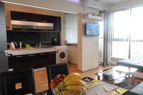 Сдается 2-комнатная квартира посуточно в Бургасе, Bulgaria, Burgas, g.k. Lazur19.