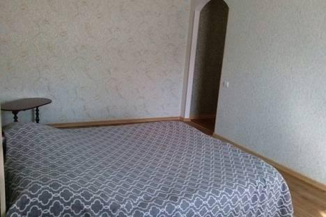 Сдается 1-комнатная квартира посуточно в Сумах, Сумская область,Харьковская улица 2/1.