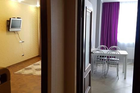 Сдается 1-комнатная квартира посуточно в Казани, Ул.Сибгата Хакима,50.