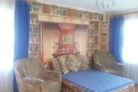 Сдается 2-комнатная квартира посуточно в Витебске, ул.Смоленская д8 корп4.