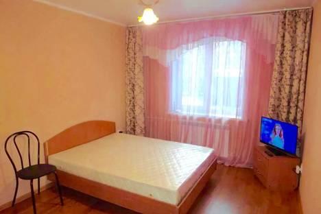 Сдается 1-комнатная квартира посуточнов Бийске, улица Революции 84/2.