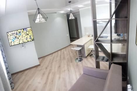 Сдается 1-комнатная квартира посуточно в Астане, Туркестан 30/1.
