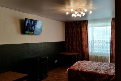 Сдается 1-комнатная квартира посуточно в Комсомольске-на-Амуре, проспект Первостроителей д.41.