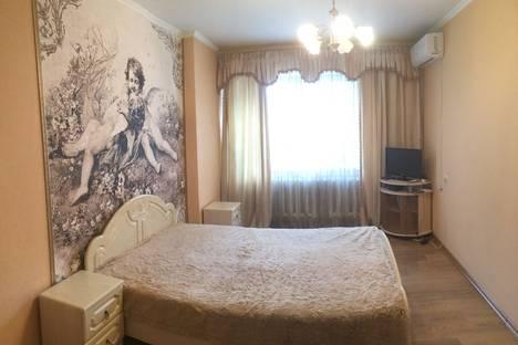 Сдается 1-комнатная квартира посуточно в Благовещенске, улица Островского 75/1.
