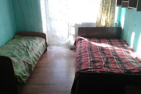 Сдается 3-комнатная квартира посуточно в Улан-Удэ, Пушкина 33.