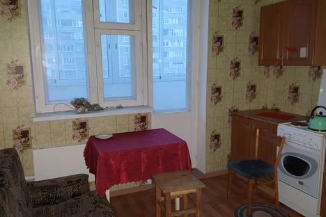 Сдается 1-комнатная квартира посуточно в Старом Осколе, м-н степной д 8.