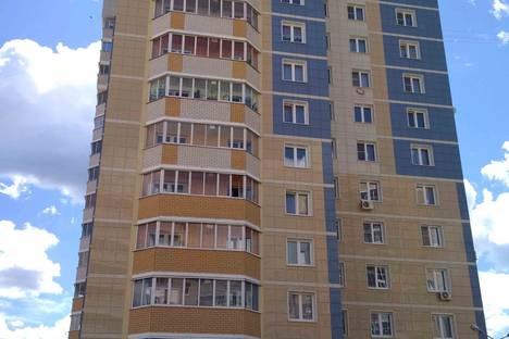 Сдается 1-комнатная квартира посуточнов Чебоксарах, улица Радужная, д.16.