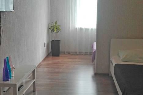 Сдается 1-комнатная квартира посуточно, улица Радужная, д.16.