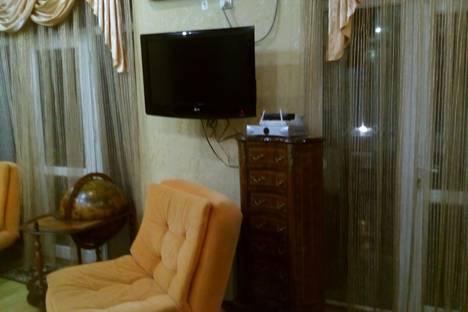 Сдается 2-комнатная квартира посуточнов Кобулети, ул. Зураба Горгиладзе, 91.