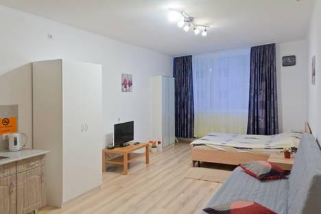 Сдается 1-комнатная квартира посуточнов Екатеринбурге, улица Степана Разина 2.