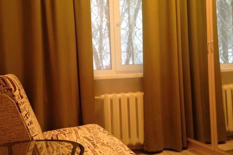 Сдается 1-комнатная квартира посуточнов Видном, 3 Парковая улица 48/2.