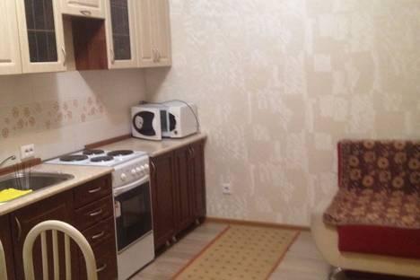 Сдается 1-комнатная квартира посуточно в Астане, Нажимединова 10/1.